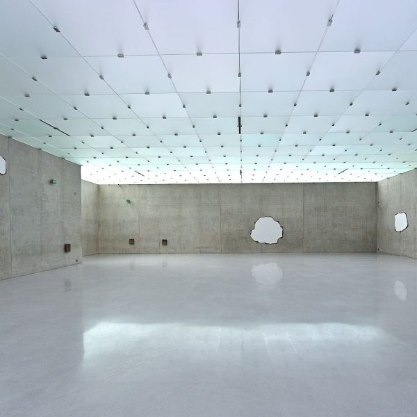 Bregenz, Bodensee, Lac de constance, Lake Constance, Österreich, Autriche, Austria. Kunsthaus Bregenz (KUB), ...