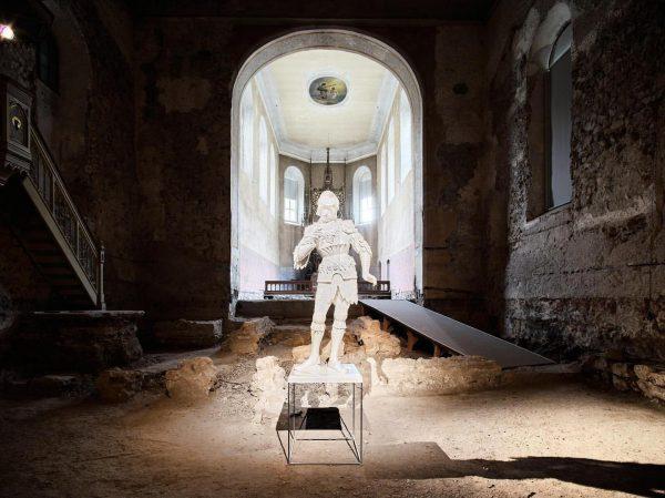 Vom Original In der Hofkirche in Innsbruck zum 3D-Druck in der Johanniterkirche Feldkirch. ...