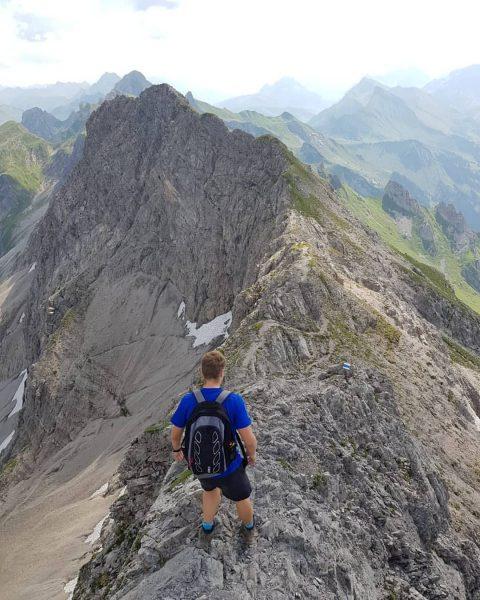 Bergsommer 2020 #allgäueralpen #bregenzerwald #gipfelstürmer Unterwegs