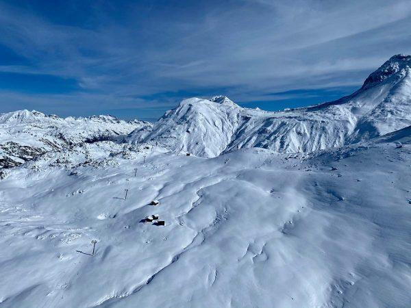 Was für ein traumhafter Sonntag! Die Vorfreude auf den Winter ist riesig! #lech #lechzuers #arlberg #austria #snowinseptember...