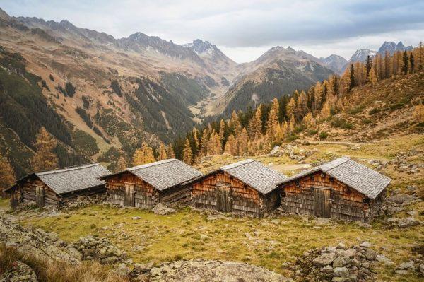 Idyllisch im Europaschutzgebiet Verwall gelegen, zählt die Gegend rund um die malerische Alpguesalpe ...