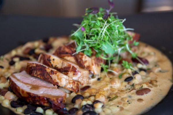 Trotz verkürzter Öffnungszeiten sind wir auch weiterhin in unserem Restaurant @e3montforthaus mit herbstlichen Gerichten und schmackhaften Mittagsmenüs...