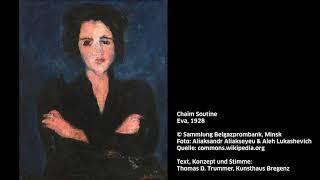 KUB Sonic Views 43: Chaïm Soutine, Eva, 1928