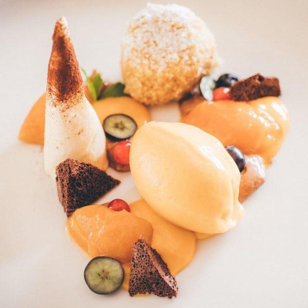 Was Süßes geht immer! Entdecke jetzt auf unserer Speisekarte den liebevoll zusammengestellten Dessert-Part. ...