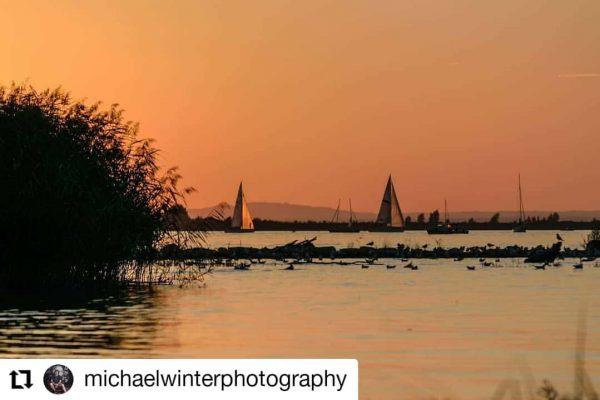 Vielen Dank an @michaelwinterphotography cooles Bild! • • • • • • Achmündung/Wocherhafen ...