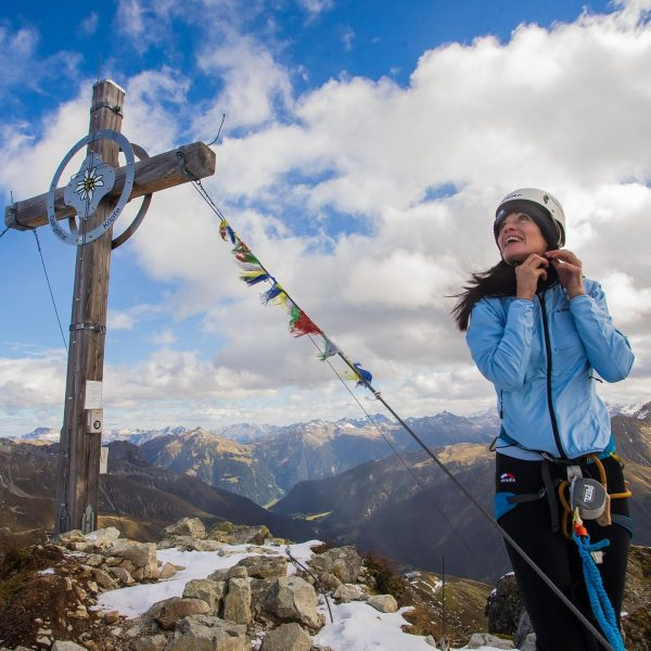 #klettersteig #viaferrata #climbing #mountains #instamountains #letsgoonanadventure #schmugglersteig #gargellen #gargellenerköpfe #montafon #vorarlberg #meinvorarlberg danke ...
