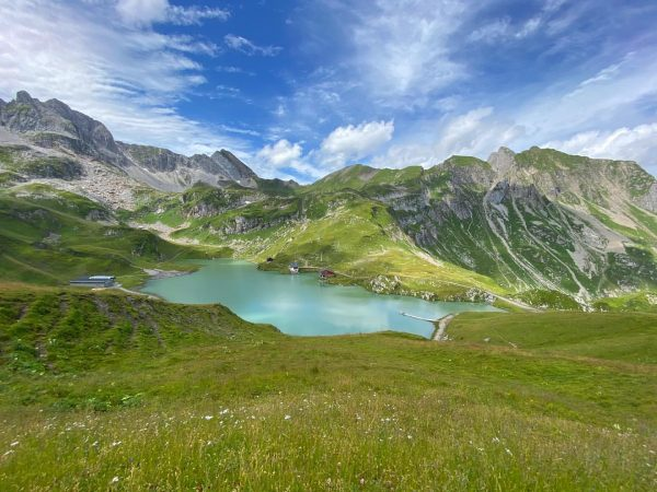 A last glimps on Zürsersee - one of the most impressive landscapes in ...