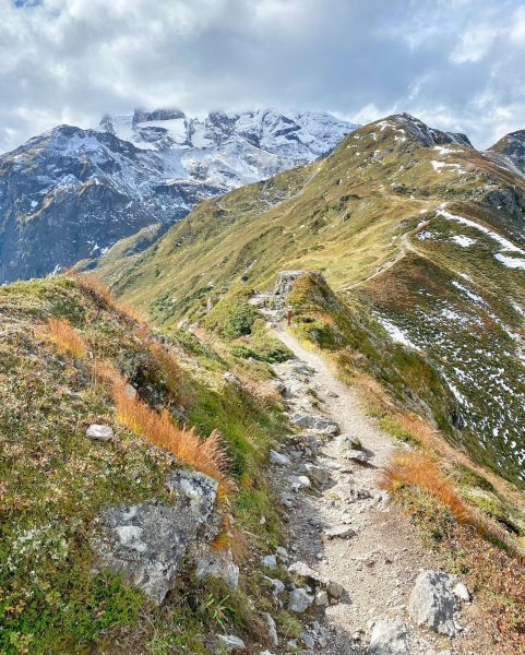 Bergliebe - Golmer Seenweg🎒Highlights from one of the last hikes this year, the ...
