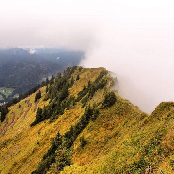 Herbst ins Kleinwalsertal ❤️🧡💚 . . . #herbst #herbstliebe #bergliebe #wanderlust #wandern #wandelen #bergen #draußen #natur #naturliebe...
