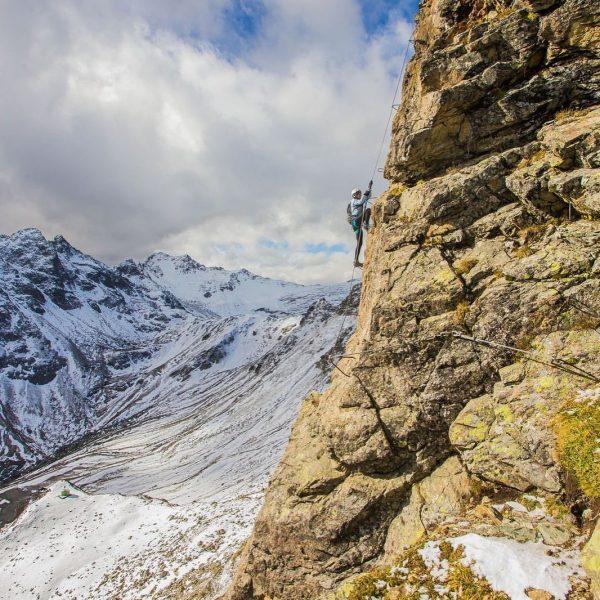 #klettersteig #viaferrata #climbing #schmugglersteig #gargellenerköpfe #gargellen #montafon #letsgoonanadventure #mountains #instamountains #vorarlberg #meinvorarlberg danke ...