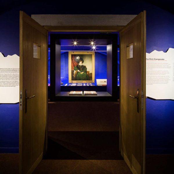 """#throwback Passend zur Eröffnung der Ausstellung """"Die letzten Europäer"""" wollen wir einige Eindrücke ..."""