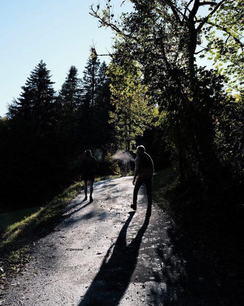 #Wanderherbst 🍂🍁 Eine perfekter Sonntag in Schwarzenberg: rauf auf den Berg, runter ins Dorf, rein in die...