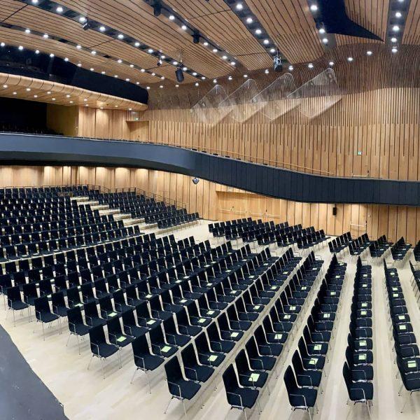 Auch, wenn das SOV Konzert 2 des Symphonieorchester Vorarlberg nicht wie geplant im ...