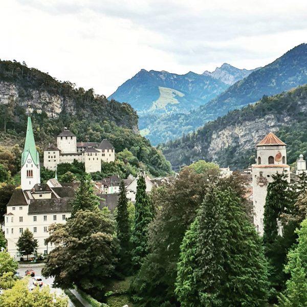 Gestern in @feldkirch - wenn in dieser wundervollen Stadt bald die erste Universität ...