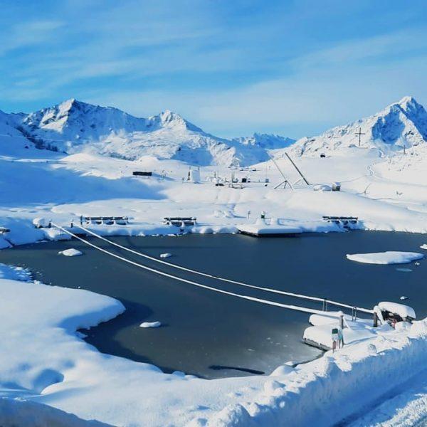 Der Winter naht in grossen Schritten #sonnenkopf #arlberg #wintereinbruchkommt #urlaubschongebucht #skiingholidays #staysafe #apartmentholiday ...