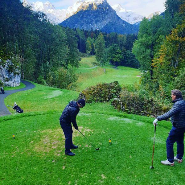#alpenhotelzimba #brandnertal #valschenaappartements #brandnerhof #venividivorarlberg #golfclubbrand #golfingwithview Brand, Vorarlberg, Austria