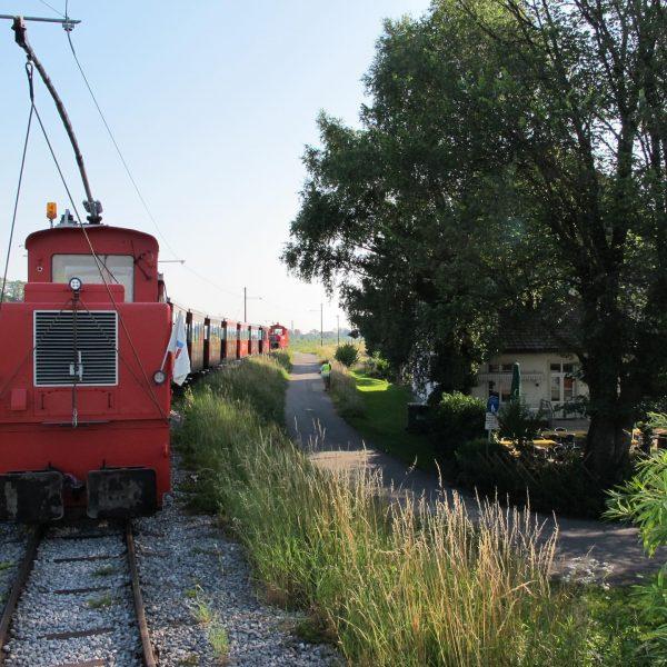 Eine Fahrt nach Widnau ist immer ein Erlebnis wert.... Ab Sonntag den 11. ...