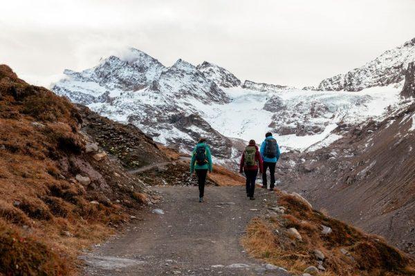 Was für eine Kulisse! 😍 Die beeindruckende Gletscherwelt der Silvretta ist immer wieder ...