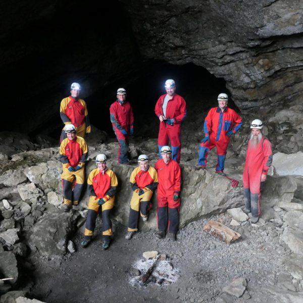 """Unter dem Thema """"Karst und Höhlen"""" in Vorarlberg fand von 09. bis 10.10.2020 ..."""