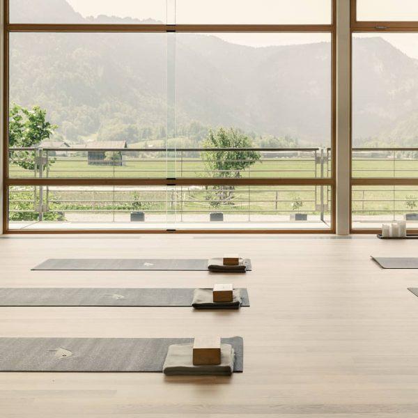 Und dann war da diese eine Yoga-Klasse, die die Perspektive nach außen veränderte ...