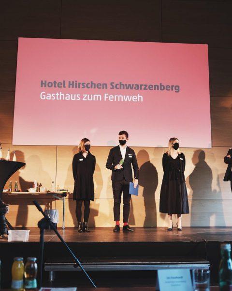DANKE! Wir freuen uns über den Anerkennungspreis für Tourismus-Innovation 2020 des Land Vorarlberg und Vorarlberg Tourismus für...
