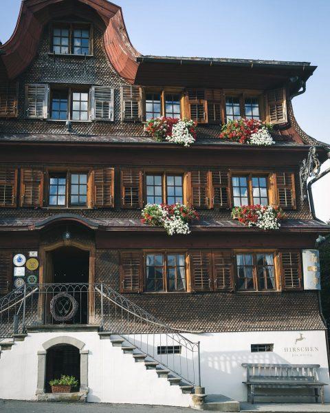A place like an embrace! Hotel Gasthof Hirschen Schwarzenberg