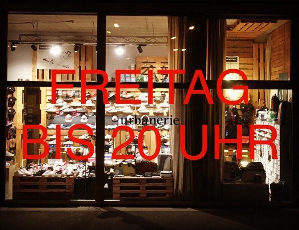 JEDEN FREITAG IM OKTOBER BIS 20 UHR OFFEN #urbaneriebregenz #lifestyle #shopping #shoplocal #eslebe #abendverkauf #visitbregenz #bregenzhaeltzusammen #visitvorarlberg...