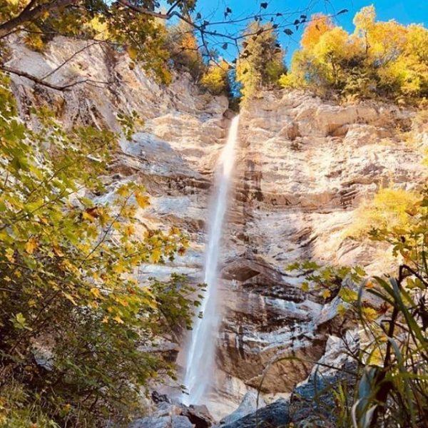Ausflugstipp am Donnerstag😎 Mellau Wasserfall 🏞 Eine einstündige Tour startet im Ortszentrum in ...