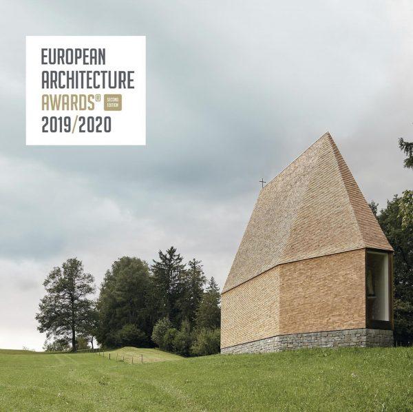 European Architecture Award 2020 Winner: Chapel Salgenreute #bernardobaderarchitekten #winner #public #chapel #krumbach #bregenzerwald ...