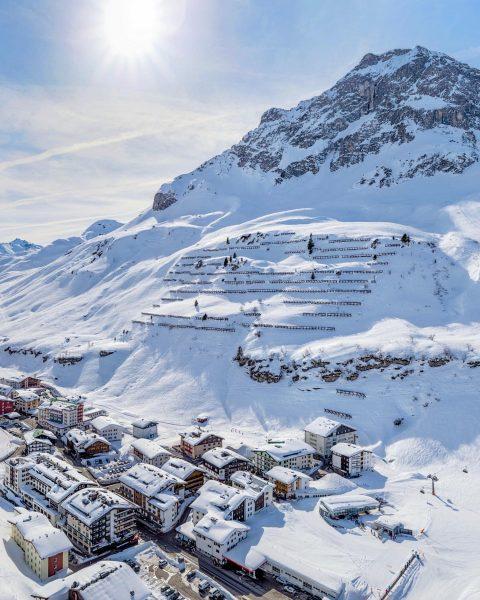 Lech war zuletzt 1994 Austragungsort von zwei Herren-Slaloms, beide gewann Alberto Tomba. In ...