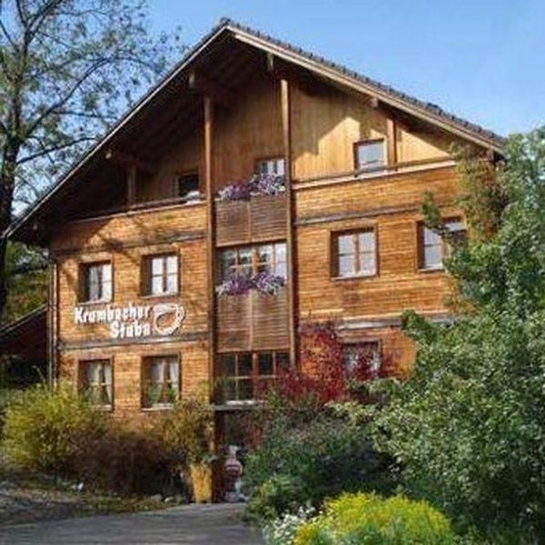 In der Krumbacher Stuba lokal und saisonal genießen. Genussmomente im Herzen des Bregenzerwaldes ...