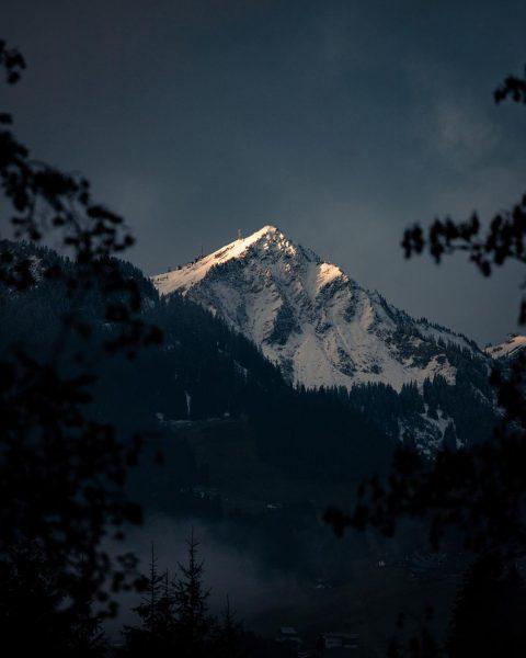 Gipfelleuchten #Berge, #mountain, #austria, #österreich, #alpes, #kleinwalsertal, #holiday, #outdoor, #nature, #naturephotography, #bestnatureshots, #bestnatureshot, ...