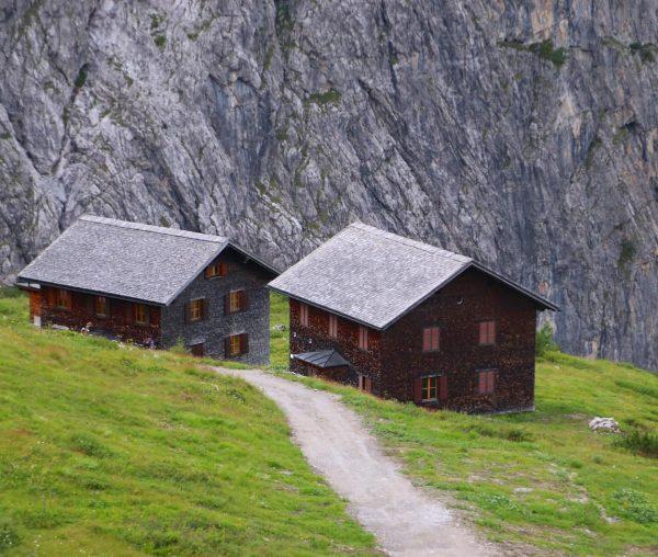 Alpenwelt im Brandnertal #brandnertal #lünersee #visitvorarlberg #feelaustria #bergwelten #alps #austrianalps #mountains #landscapephotography #mountaineering ...