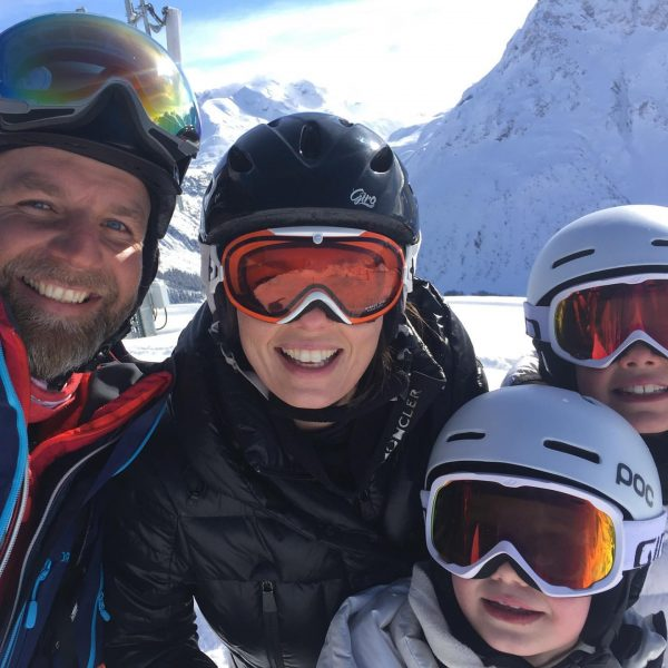 Two days left before we are back on snow to get a smile ...