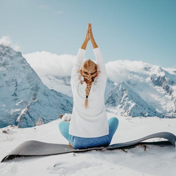 Ab in die Sonne, das Glitzern des Schnees, ❄️ rauf in die Berge, die gute Luft und...