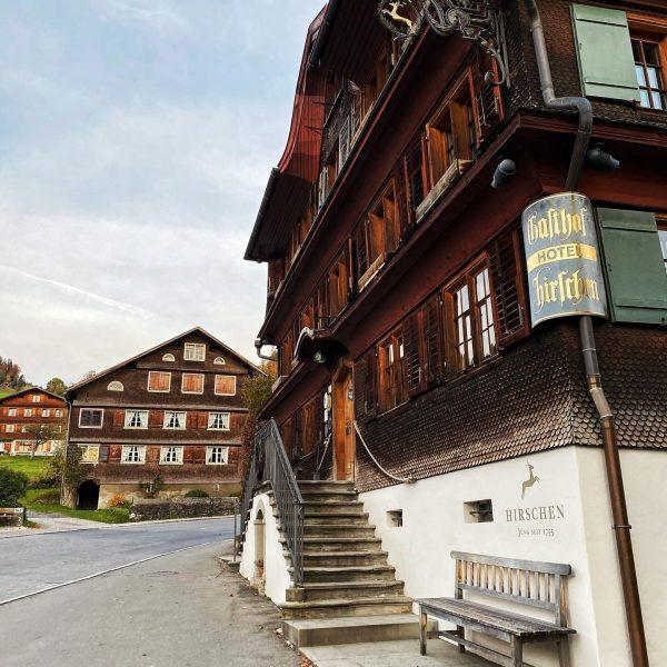 s'schönste Hus am Platz. Hotel Gasthof Hirschen Schwarzenberg