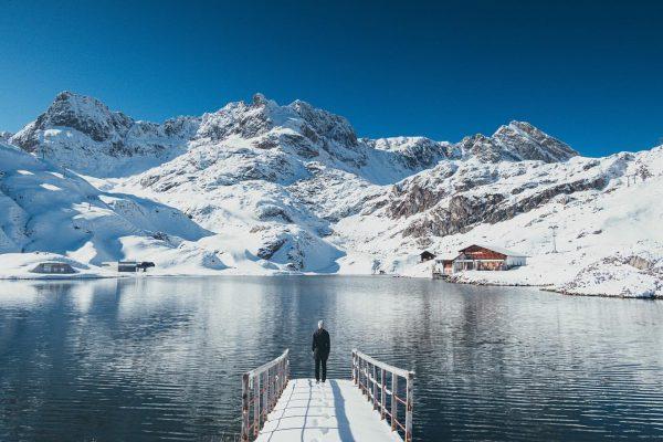 #zürsersee @lechzuers Lech, Vorarlberg, Austria