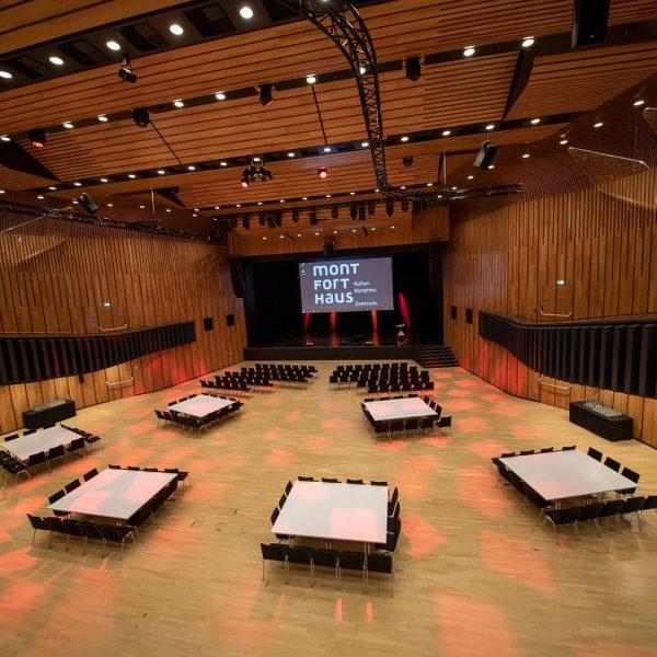 Tagungen, Konferenzen, Kongresse oder Workshops können, müssen aber nicht immer im klassischen Seminarraum stattfinden. Insbesondere aufgrund der...