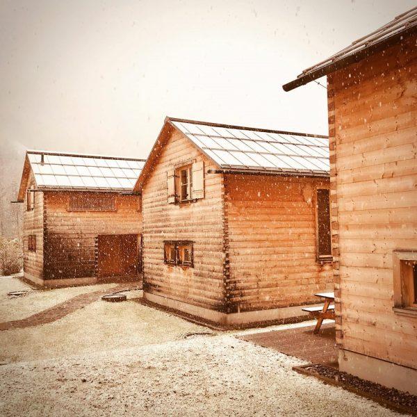 Winter is coming ❄️☃️ #casalpin #winterwonderland #brandnertal #skifahren #ferienhaus #chalet #chaletstyle #chaletholiday #ferien ...