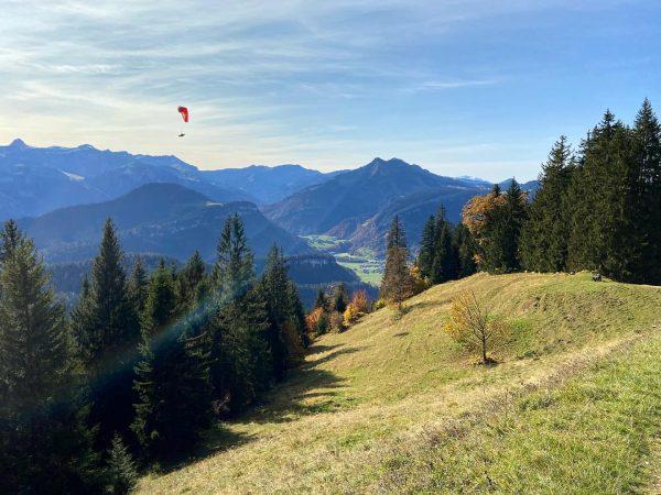 Enjoy your sunday! 😎 @visitbregenzerwald #visitvorarlberg #myvorarlberg #wildmoos #autumn #bezau Bezau Niedere