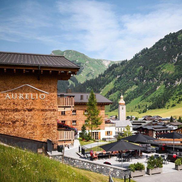 LETZTE CHANCE: Gewinne zwei Nächte inklusive Halbpension im exklusiven Aurelio Lech im Wert ...
