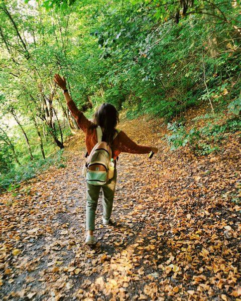 Hurra Hurra der Herbst ist da 🤸♀️ #wandertag 🍂 🍂 🍂 Kehlegg, Vorarlberg, ...