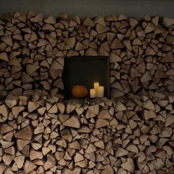 Was auch immer der Winter bringen mag ist ungewiss. Eines ist aber sicher: das Holz für den...