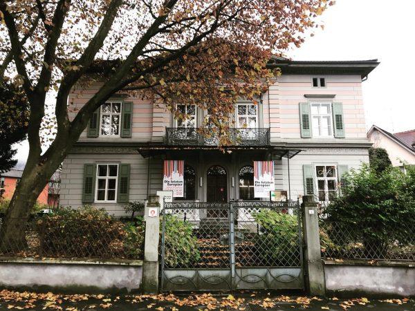 Das Jüdische Museum Hohenems ist vorübergehend geschlossen! Als Maßnahme zur Eindämmung des Corona-Virus ...