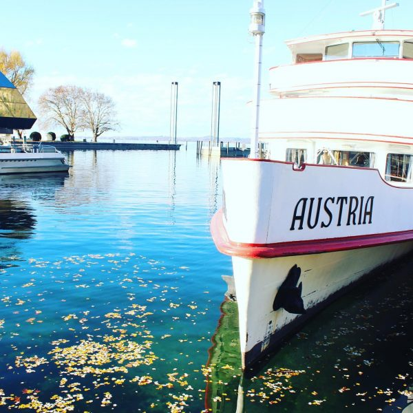 Liebe Schifffahrtsfans, aufgrund der neuerlichen Regelungen (Covid-19 Maßnahmen) betreffend Veranstaltungen & Gastronomie werden ...