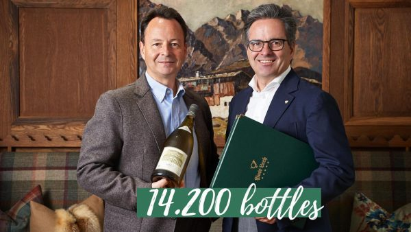 Wow that is impressive - we have about 14.200 bottles of the best ...