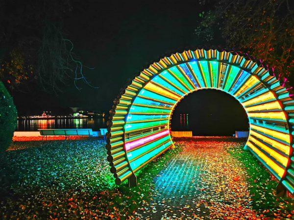 Bregenz at night 🌃💤 . . . . . #nightphotography #night #nightshot #hafen #tubes #art #shotoftheday #photooftheday...