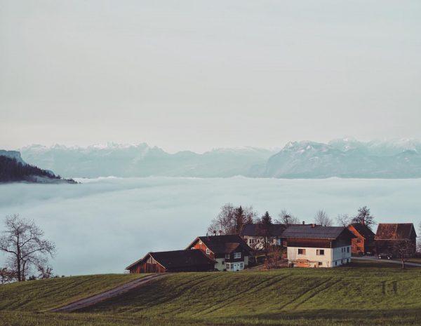 🌫🏡⛰EN BELOW⛰🏡🌫 —————————————————————————— Normalde sisli havaları hiç sevmezdik. Bu durum Avusturya'ya taşındıktan sonra ...
