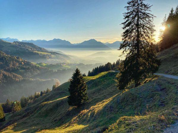 Österreich/Vorarlberg: Wenn aus Bergen Heimat wird 🏔 🇦🇹 . . #österreich #wanderung #wandern ...