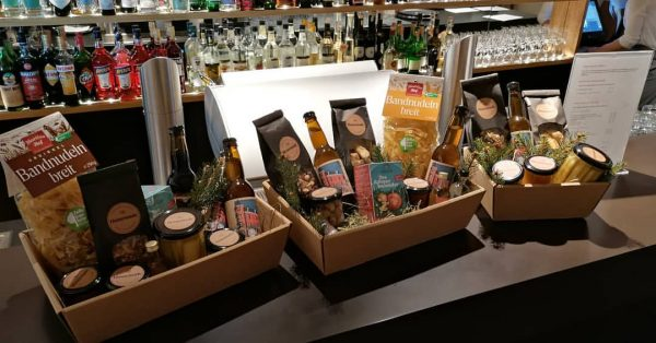 if you are looking for a gift basket of regional specialties, we have ...